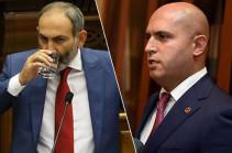 Pashinyan is afraid of each opposition gathering like the Satan from garlic: Armen Ashotyan