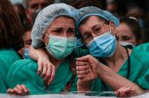 Աշխարհում կորոնավիրուսով վարակվածների թիվը գերազանցել է 5 միլիոնը