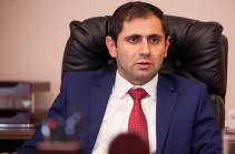 Minister Suren Papikyan still in self-isolation