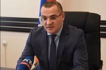 Արթուր Հարությունյանն ազատվել է Արցախի Հանրապետության ֆինանսների նախարարի պաշտոնից