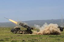 «Սմերչ» համակարգերի մասնակցությամբ անցկացվել է մարտավարական զորավարժության կրակային փուլը (Լուսանկարներ)