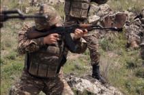 Այս շաբաթ հակառակորդը հայ դիրքապահների ուղղությամբ արձակել է շուրջ 3000 կրակոց. ՊԲ