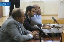 Ռոբերտ Քոչարյանի փաստաբանները հետ են վերցրել վերաքննիչ բողոքները, որոնք մակագրվել էին դատավոր Արմեն Դանիելյանին