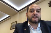Араик Арутюнян обратился к правоохранительным органам с требованием проверить заявления председателя ВАК Смбата Гогяна
