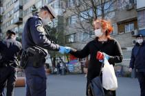 Число случаев COVID-19 в Румынии выросло более чем на 200