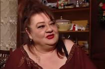 Կարինե Բուռնազյանի մոտ հաստատվել է կորոնավիրուս. դերասանուհին մահացել է 61 տարեկան հասակում