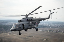 Four dead in Mi-8 helicopter crash in Russia's Chukotka
