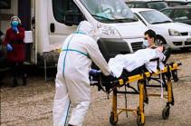 Բրազիլիայում մեկ օրում կորոնավիրուսից մահացել է ավելի քան 800 մարդ