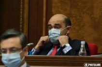 Tempo of coronavirus pandemic in Armenia impossible to control: Edmon Marukyan
