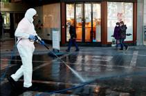 В Бельгии за сутки зафиксировали 198 заражений коронавирусом