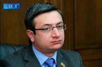 Геворк Горгисян ответил министру здравоохранения Арсену Торосяну