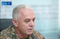 Левон Мнацаканн освобожден от должности начальника полиции Арцаха