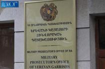 ՊՆ զինծառայողների բնակարանային ապահովության գործընթացի ուսումնասիրմամբ հայտնաբերված խախտումներով հարուցվել են քրգործեր