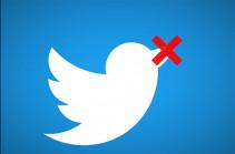 Twitter заблокировал аккаунт посольства Ирана в России