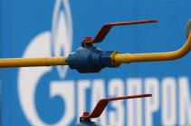 «Գազպրոմ»-ը Վրաստանի համար գազի գինն իջեցրել է 15 տոկոսով