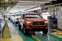 Toyota начала экспорт машин российского производства в Армению