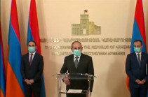 Armenia's PM: We are dealing with second wave of coronavirus