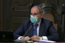 Armenia's PM: Today's coronavirus figures show Armenians still need to learn living in parallel with coronavirus