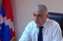 Սամվել Ավանեսյանը նշանակվել է Արցախի աշխատանքի, սոցիալական և բնակարանային հարցերի նախարար