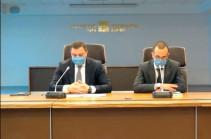 Կենտրոնական բանկի ֆինանսական կայունության դեպարտամենտի տնօրեն Անդրանիկ Գրիգորյանի ասուլիսը