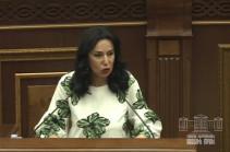 Власти боятся референдума, поскольку его результаты уже прогнозируемы – Наира Зограбян