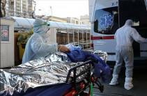 В Иране число умерших от коронавируса превысило 7,5 тыс.