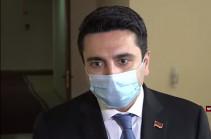 Не исключается, что кто-то из депутатов сложит свой мандат – Ален Симонян