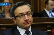 Не знаю, кого за какие откаты лоббировал в свое время оппозиционный депутат Никол Пашинян, но призываю не судить о нас по себе – Геворк Горгисян