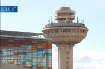 «Զվարթնոց» օդանավակայանում ռումբի տեղադրման վերաբերյալ կեղծ ահազանգ է եղել