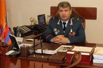 Kamo Aghajanyan appointed Artsakh NSS director
