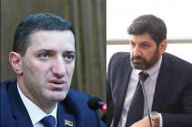 Геворк Петросян: В Конституционном суде есть один кризис и это – Ваге Григорян