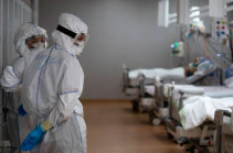 Russia records 30% rise in daily coronavirus deaths