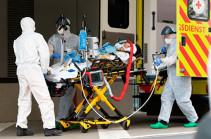 В Германии за сутки выявили 738 случаев COVID-19