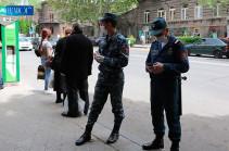 По фактам нарушения правил правового режима чрезвычайного положения на сегодняшний день составлено 16492 протокола