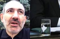 Կռահում եմ, թե որտեղ և երբ եմ վարակվել. հավանաբար, սեղանին բաժակներ և ջուր դնող աշխատակցից. Վարչապետ (Տեսանյութ)