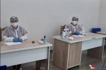 В Арцахе выявлено три новых случая заражении коронавирусом