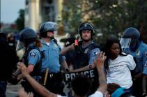 ԱՄՆ-ում բողոքի ցույցերի ընթացքում ձերբակալվել է մոտ 4,1 հազար մարդ