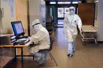 Ռուսաստանում մեկ օրում կորոնավիրուսի հետևանքով մահացել է 162 մարդ