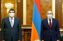 Artsakh President Arayik Harutyunyan tests negative for coronavirus