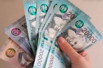 Կորոնավիրուսի տնտեսական հետևանքների չեզոքացման 18-րդ միջոցառման շրջանակում 8923 շահառու ստացել է ընդհանուր շուրջ 1.7 մլրդ դրամ