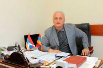 Ռուդիկ Հյուսնունցը նշանակվել է Արցախի նախագահի գլխավոր խորհրդական - հատուկ հանձնարարություններով դեսպան