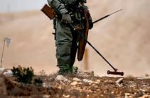 Հայ սակրավորները մայիսին Սիրիայում ականազերծել են 17 471 քառակուսի մետր ականապատ տարածք