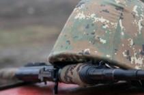Զորամասի ավտոմեքենայի վթարի հետևանքով մեկ զինծառայող մահացել է, ևս 6-ը մարմնական վնասվածքներով հոսպիտալացվել են
