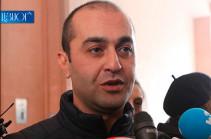 Я жду, что Микаела Минасяна обвинили в приватизации храма Гарни – Амрам Макинян