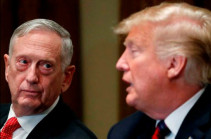 Trump's former defence secretary denounces president