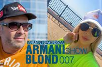 «BLOND 007». համացանցում է հայտնվել հումորիստ Արման Գևորգյանի երկրորդ նախագիծը (Տեսանյութ)