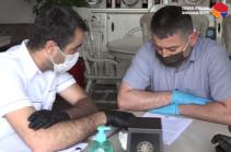 ՍԱՏՄ-ն շարունակում է լայնածավալ ստուգայցերը. մի շարք սննդի օբյեկտների աշխատանքը կասեցվել է Արաբկիրում