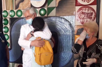 Գյումրիում դաժան ծեծի ենթարկված 13-ամյա աղջնակի խնամատարությունը ստանձնել է հորաքույրը (տեսանյութ)