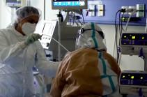 В Армении от коронавируса скончался 33-летний пациент
