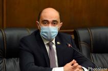 Эдмон Марукян: Удивлен, если председатель КГД уволен за очереди на таможне, то это абсурд